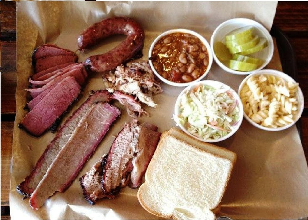 BBQ Tray Smoke City