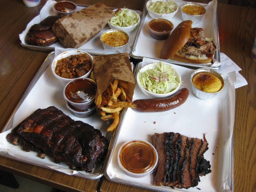 BBQ Tray Smoque