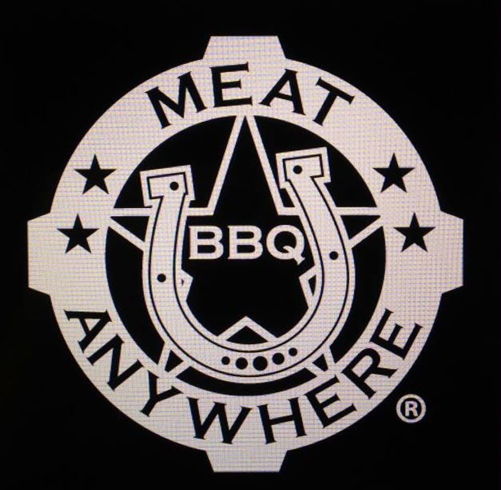 Meat U Anywhere BBQ logo