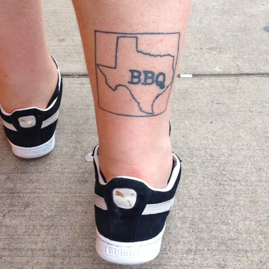 Durney tattoo