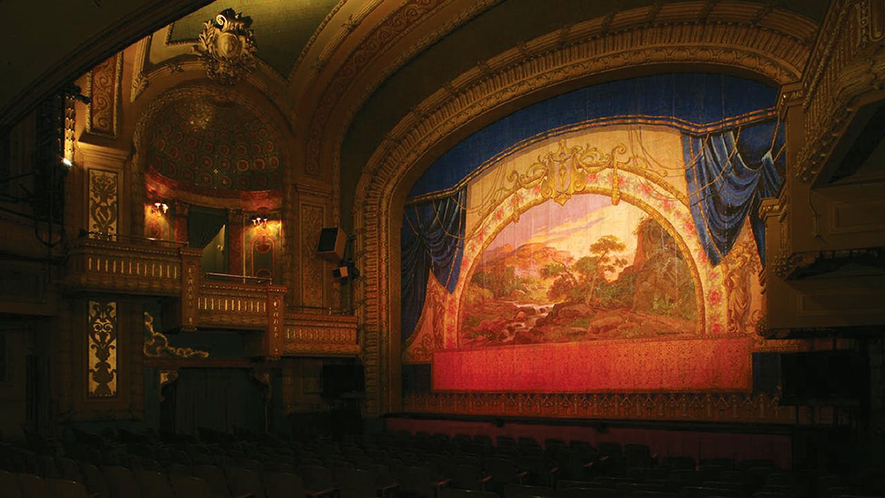 To celebrate its hundredth anniversary, in 2015, the Paramount Theatre installed a new, thirty-three-foot-tall blade above its marquee.