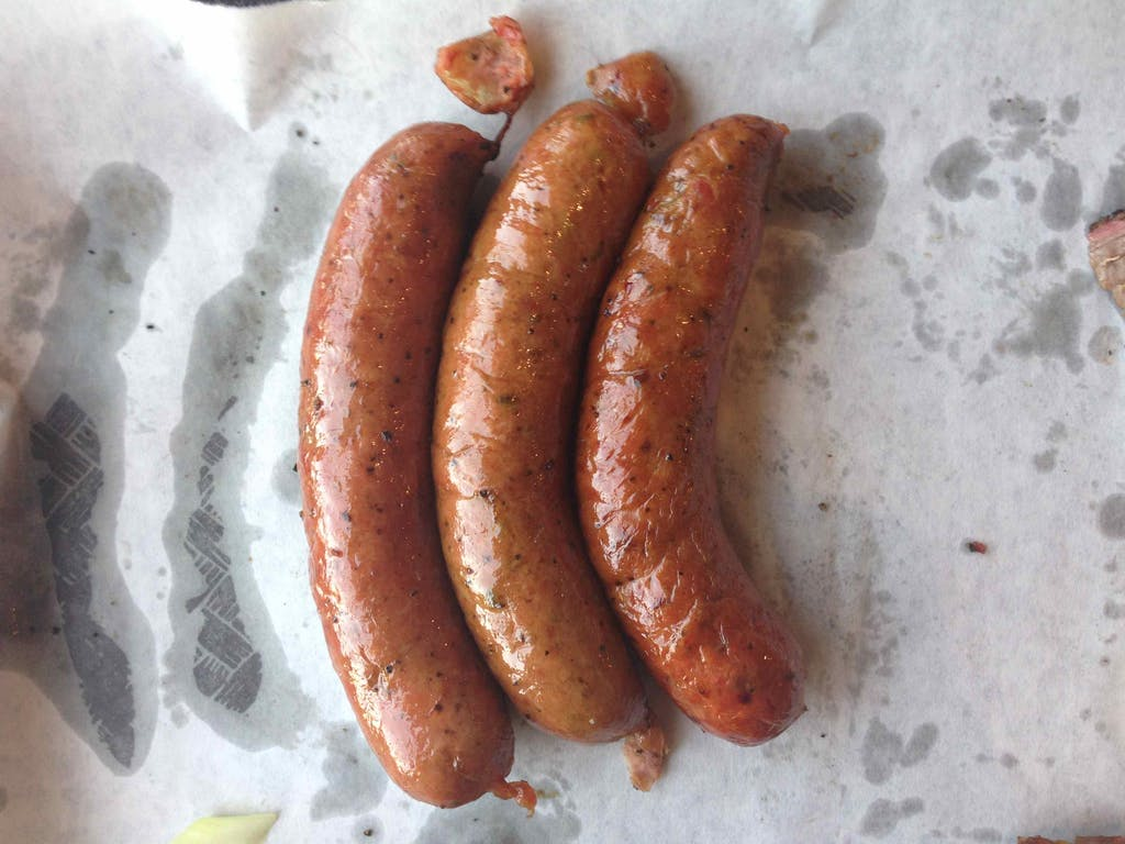 German Sausage Louie Mueller1
