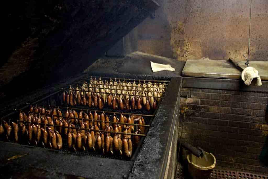 German Sausage Luling