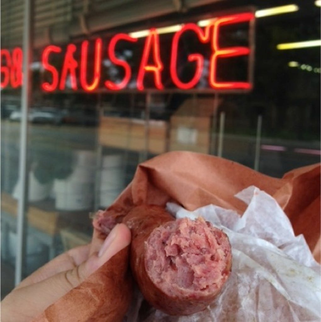 German Sausage profile