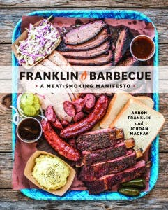 Franklin BBQ Book Cover