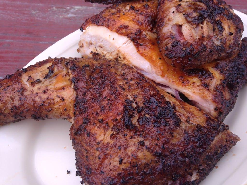 Hutchins Smoked Chicken