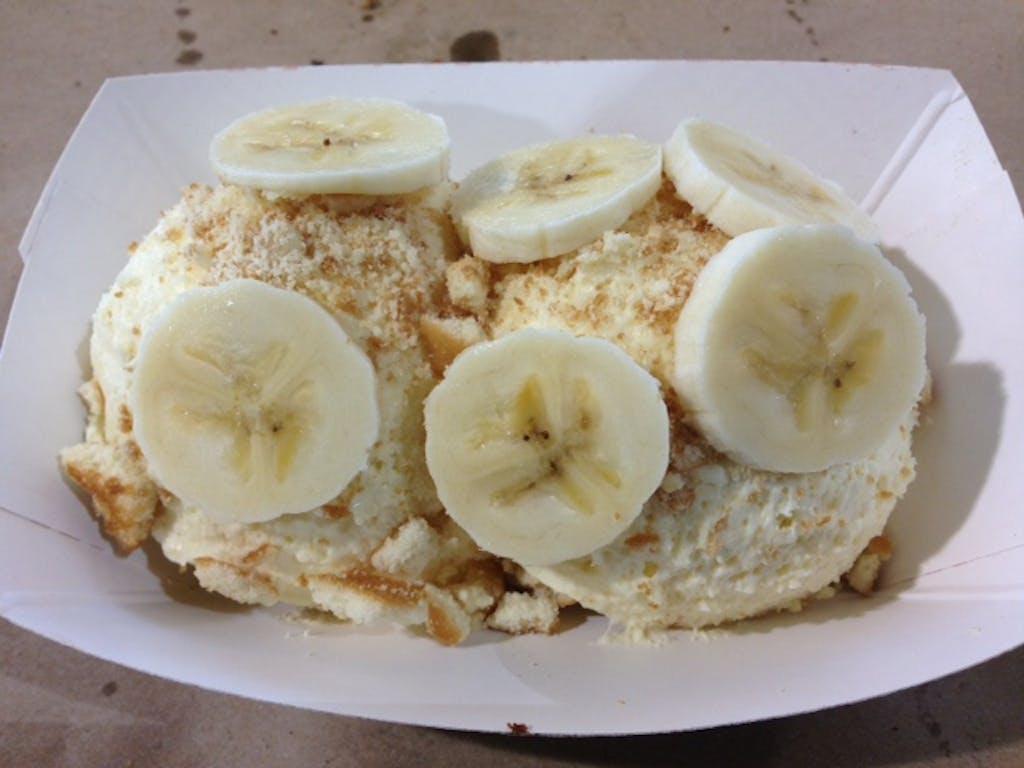 BBQ on The Brazos Banana Pudding