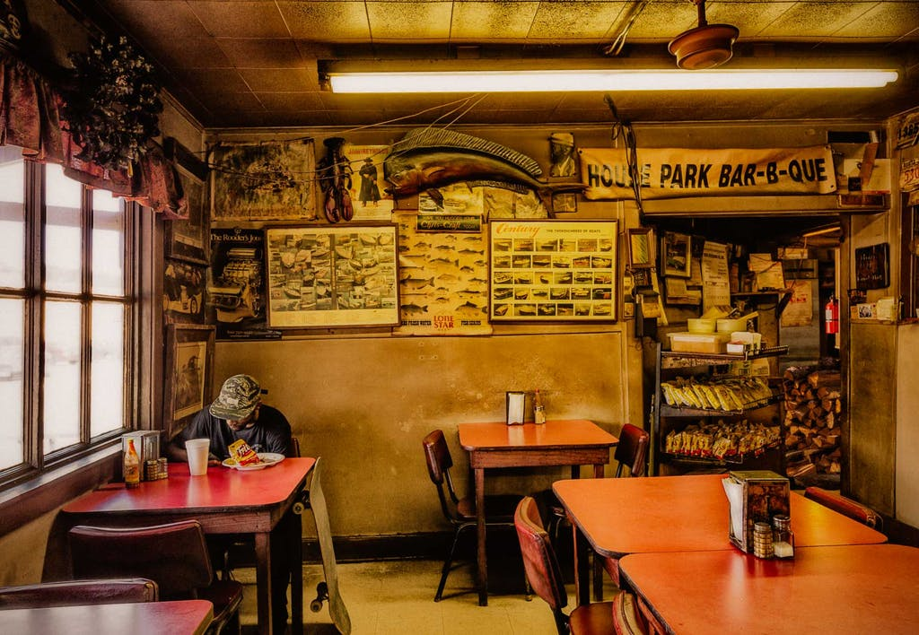 House Park Bar-B-Que Austin Texas-6