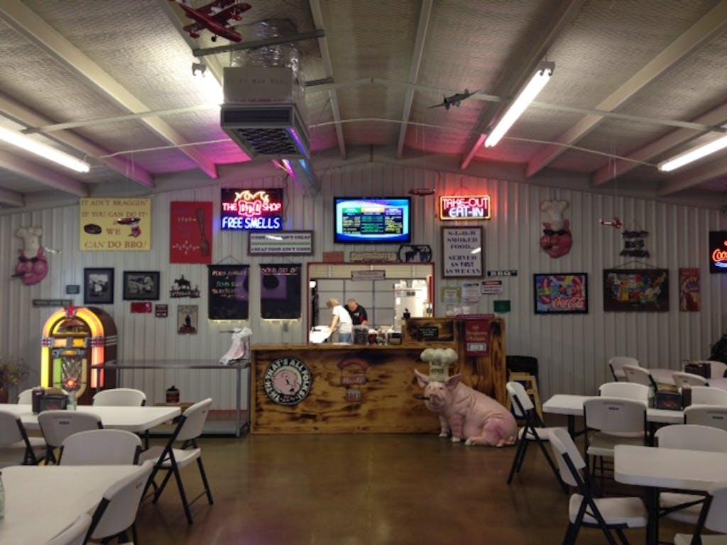The BBQ Shop 09