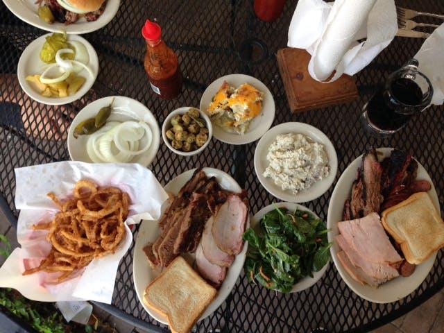 Sammys BBQ Dallas 08