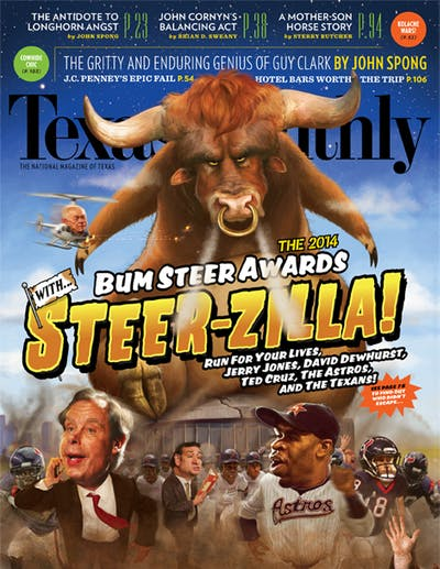 January 2014 Issue Cover