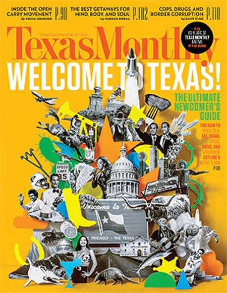 April 2015 issue cover