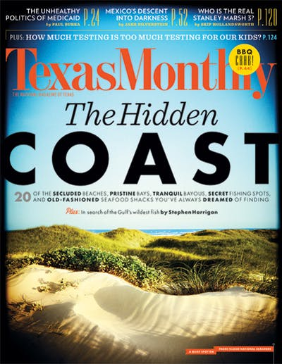 May 2013 Issue Cover