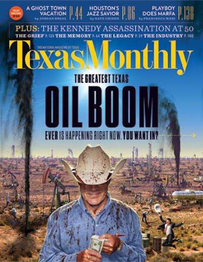 November 2013 Issue Cover
