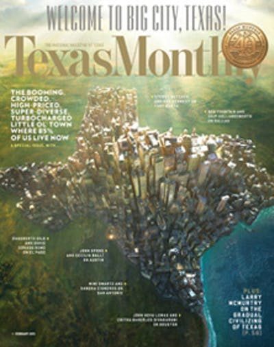 February 2013 Issue Cover