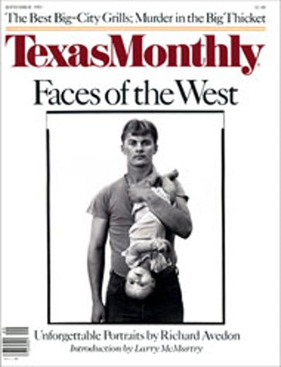 September 1985 Issue Cover