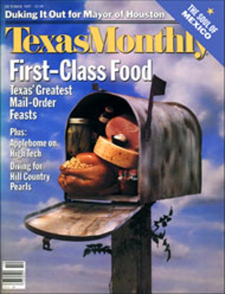 October 1985 issue cover