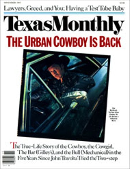 November 1985 issue cover