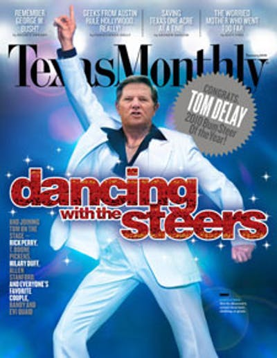 January 2010 Issue Cover