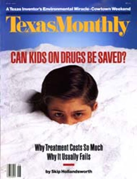 June 1990 issue cover