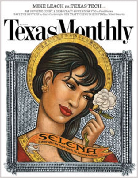 April 2010 issue cover