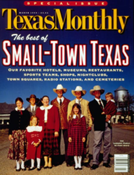 March 1999 issue cover