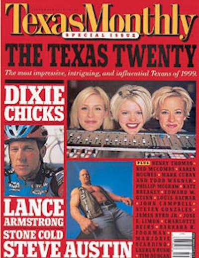 September 1999 Issue Cover