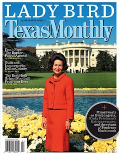 September 2007 Issue Cover