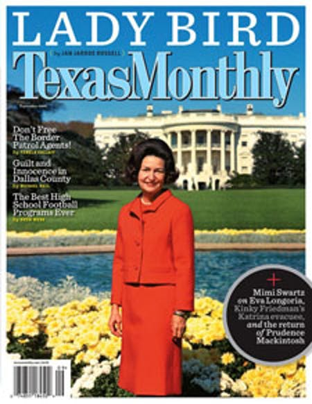 September 2007 issue cover