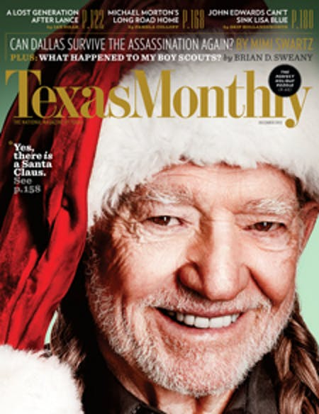 December 2012 issue cover