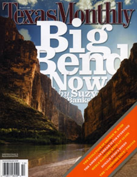 October 2007 issue cover