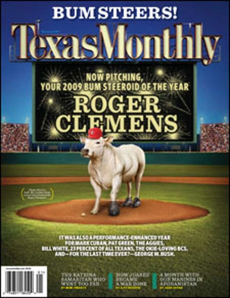 January 2009 issue cover