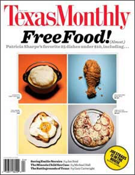 April 2009 issue cover