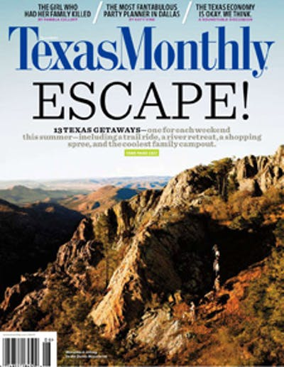 June 2009 Issue Cover