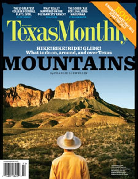 October 2009 issue cover
