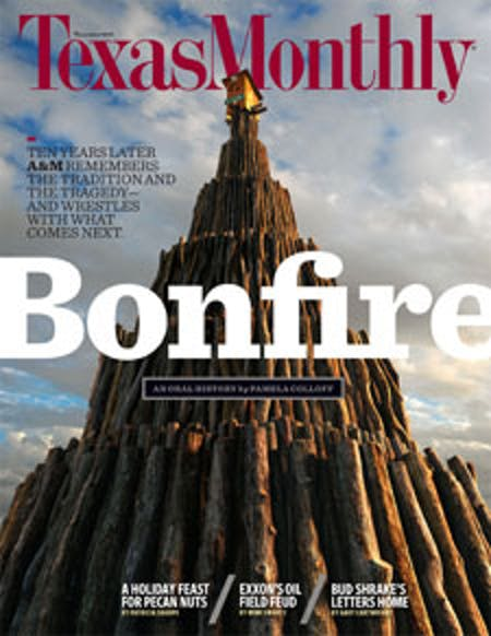 November 2009 issue cover