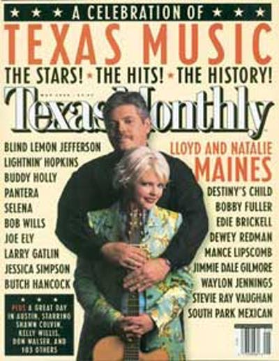 May 2000 Issue Cover