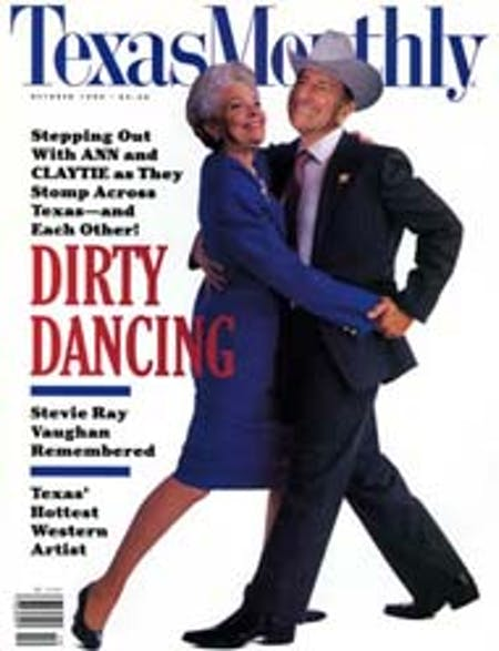October 1990 issue cover