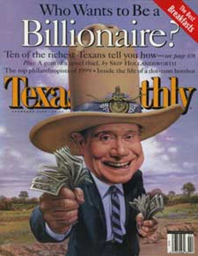 February 2000 Issue Cover
