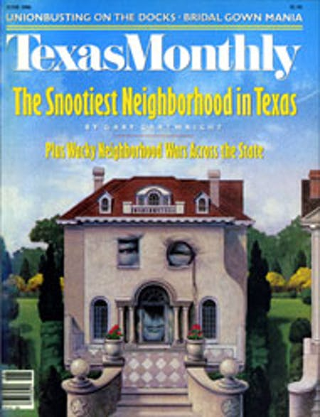 June 1986 issue cover