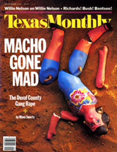 September 1988 issue cover