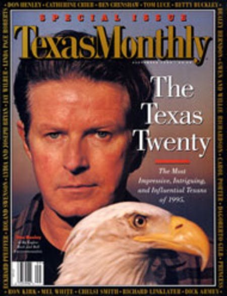 September 1995 issue cover