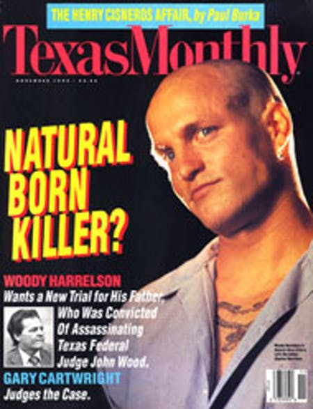 November 1994 issue cover