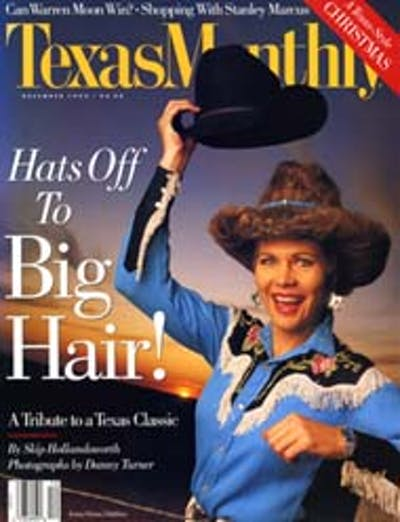 December 1992 Issue Cover