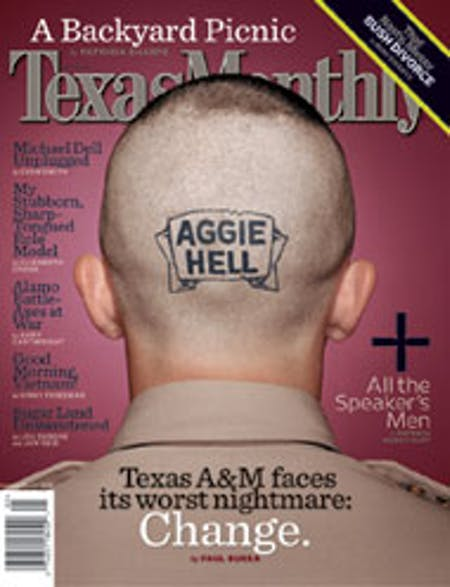 May 2004 issue cover
