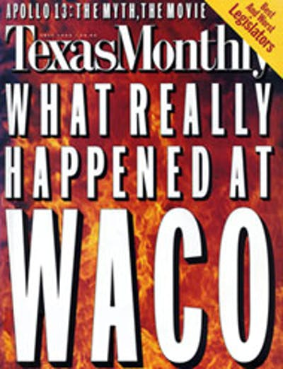 July 1995 Issue Cover