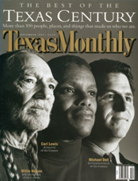 December 1999 issue cover