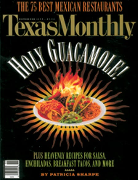 November 1999 issue cover
