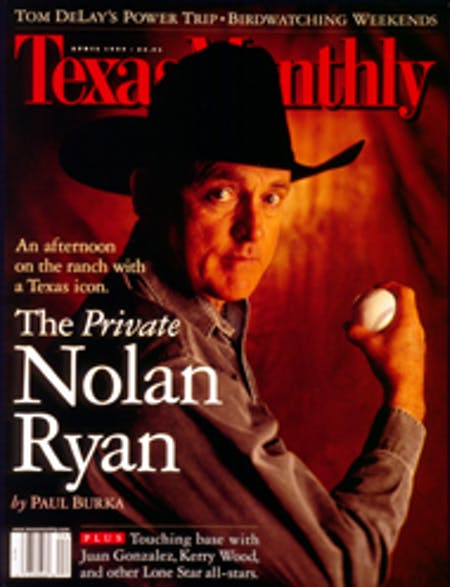 April 1999 issue cover