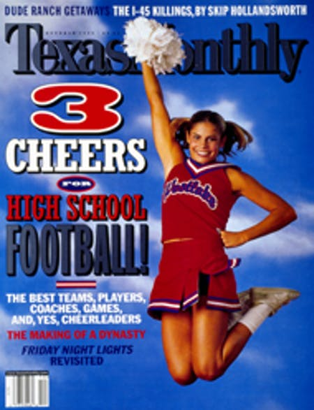 October 1999 issue cover
